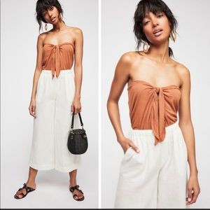 FREE PEOPLE TOP/SKIRT TOP SMALL